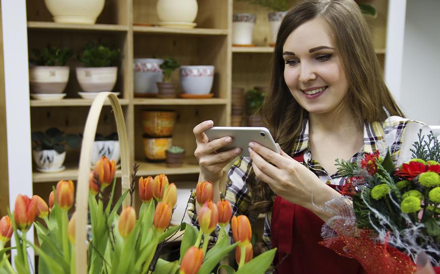Cómo las flores se convirtieron en un mercado altamente rentable