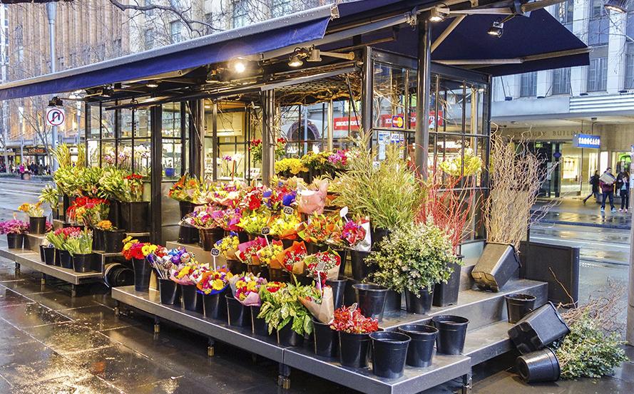 Cómo las flores se convirtieron en un mercado altamente rentable 2