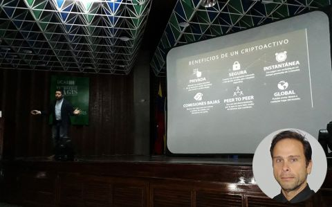 Javier Salazar, Chief Marketing Officer (CMO) de OnixCoin
