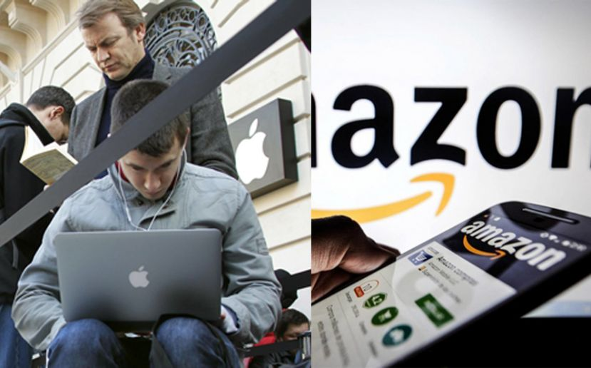 Amazon afianzó su alianza con Apple