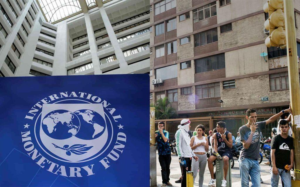 Calendario Fmi 2020.Fmi Reactivar Venezuela Sera Vital Para La Economia