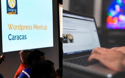 WordPress Meetup Caracas