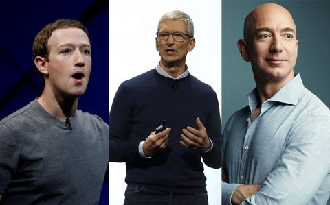 Fintech tendrá que competir contra empresas como Amazon, Apple y Facebook